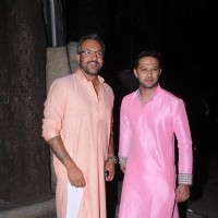 Vatsal Seth at Manish Malhotra's Diwali Bash