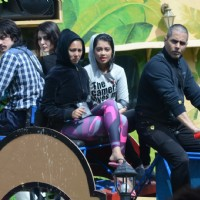 Bigg Boss 9- Double TroubleNau: Day 3 - Aman Verma, Digangana, Rochelle, Rishab and Mandana