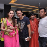 Manoj Bajpayee at Ganesh Hegde's Birthday Bash