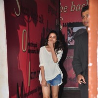 Parineeti Chopra Snapped at PVR
