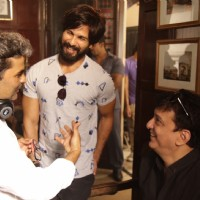 Shahid Kapoor, Vishal Bhardwaj and Sajid Nadiadwala Kick Starts Shooting of Rangoon