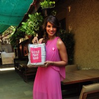 Bipasha Basu at Pinkathon Press Meet