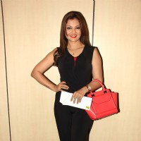 Deepshikha Nagpal at Premiere of Play 'Double Trouble'