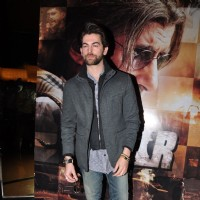 Neil Nitin Mukesh at Trailer Launch of 'Wazir'