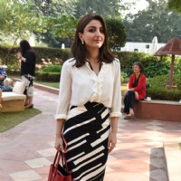 Soha Ali Khan at Woman in the World Summit