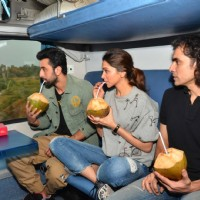 Imtiaz Ali, Ranbir Kapoor and Deepika Padukone's Train Journey to Delhi