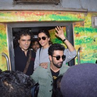 Tamasha Cast's Train Journey