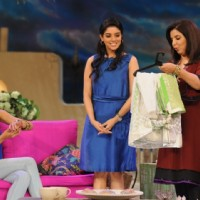 A still image of Deepika, Asin and Farah