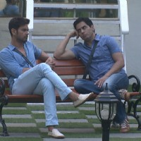 Bigg Boss 9 Nau: Aman Verma and Keith Sequeira