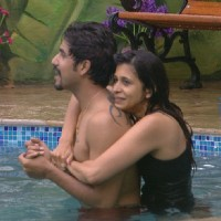 Bigg Boss 9 Nau: Day 43 - Suyyash Rai and Kishwer Merchant