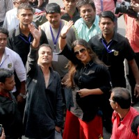 Vidya Balan in Kolkata for a Shoot
