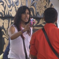 Bigg Boss 9 Nau: Day 44 - Prince Narula, Kishwer Merchantt and Suyyash Rai in an argument