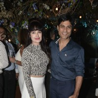 Vikas Bhalla and Yuvika Chaudhary at Couture Cabana Event at Asilo