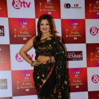 Deepshikha Nagpal at Indian Telly Awards