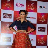 Roshni Chopra at Indian Telly Awards