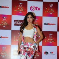 Kritika Kamra at Indian Telly Awards