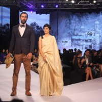 Kunal Kapoor Walks the Ramp at GQ Fashion Night