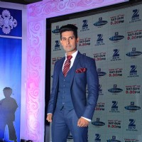 Ravi Dubey at Press Meet of India's Best Dramebaaz