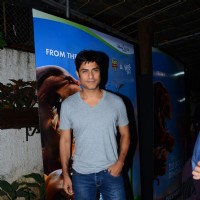 Vikas Bhalla at Special Screening of 'The Good Dinosaur'