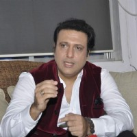 Govinda for an Interview post the Slapgate Case
