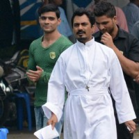 Nawazuddin Siddiqui Shoots for Te3n in Kolkata