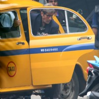 Amitabh Bachchan Shoots for Te3n