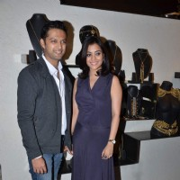 Vatsal Sheth at Launch of New Collection by 'Atosa Fashion'