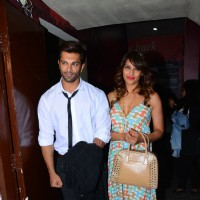 Karan Singh Grover and Bipasha Basu Snapped at PVR