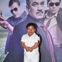 KK Goswami at CID Bash