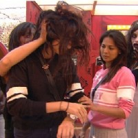 Bigg Boss 9 Nau: Day 59 : Bhoot Bangla Task; Rochelle Rao, Suyyash Rai, Kishwer Merchantt