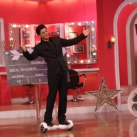 Shah Rukh Khan for Promotions of 'Dilwale' on 'Comedy Nights with Kapil'