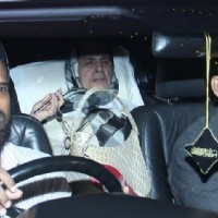 Veteran Actor Dilip Kumar Visits Salman Khan Post Final Verdict