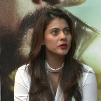 Kajol Looks Stunning During 'Dilwale' Interview