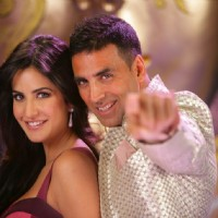 Akshay Kumar and Katrina Kaif looking gorgeous
