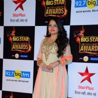 Giaa Manek at Big Star Entertainment Awards