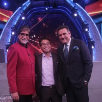 Boman Irani brings on some sunshine for Big B's show 'Aaj Ki Raat Hai Zindagi'