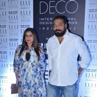 Anurag Kashyap at Elle Decor Awards