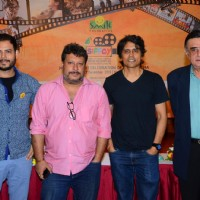 Nagesh Kukunoor, Tighmanshu Dhulia at Press Meet of Smile Foundation with Top Directors