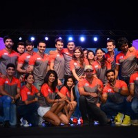 TV at Launch of Colors 'Box Cricket League'