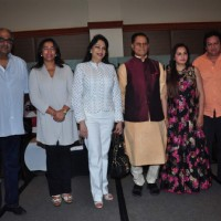 Boney Kapoor, Simi Garewal, Shashi Ranjana nd Jaya Prada at Press Meet of Yash Chopra Memorial Award