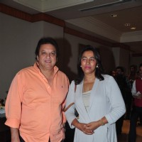 Shashi Ranjan at Press Meet of Yash Chopra Memorial Award