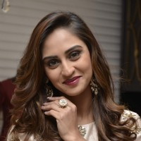 Krystle Dsouza at Payal Singhal and Moksh Jewellery Preview