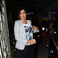 Shreya Ghoshal at Special Screening of Bajirao Mastani