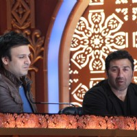 Vivek Oberoi and Sunny Deol at Promotions of Ghayal Once Again on India's Best Dramebaaz