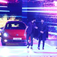 Shahid Kapoor and Kunal Rawal at Walks for Volkswagen Car Launch