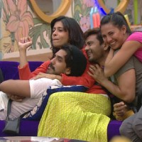 Bigg Boss 9 Nau: Day 71- Kishwer Merchantt, Suyyash Rai, Keith Sequeira and Rochelle