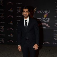 Arjan Bajwa at Stardust Awards
