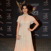 Sophie Choudry's Look at Stardust Awards