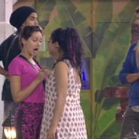 Bigg Boss 9 Nau: Day 72- Nora Fatehi and Priya Malik in a heated argument