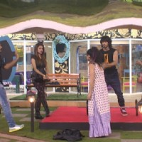 Bigg Boss 9 Nau: Day 72- Contestants in an argument